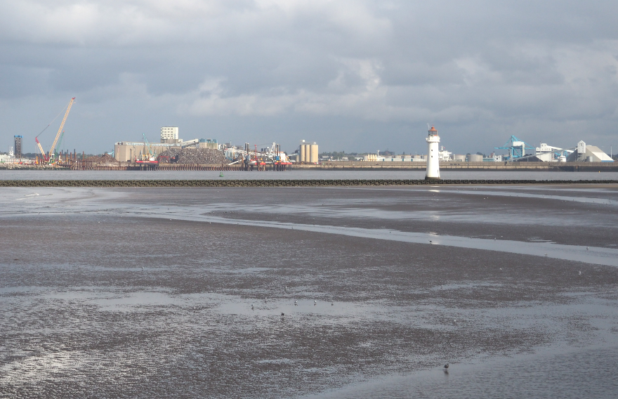 Mersey From New Brigthon