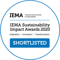 IEMA Awards 2020 Shortlisted